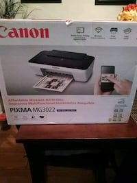 New Canon wireless all-in-one
