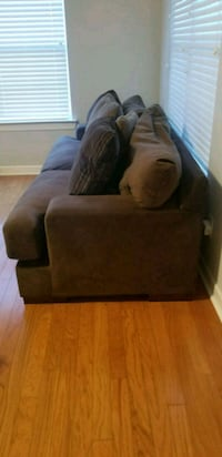 Microfiber Couch (Ashley's Furniture) Charlotte, 28277