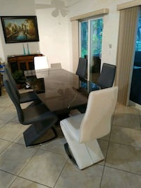Dining room table chairs Coconut Creek, 33073