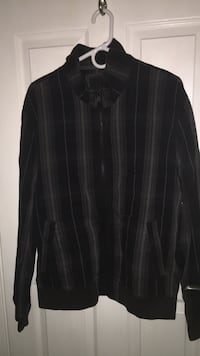 Converse All-Star: Black pinstripe bomber jacket Germantown, 20874