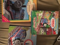 Moving sale:  Thomas the tank engine books with sound Mississauga, L5N 6Z4