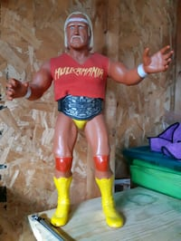 Huge Hulk Hogan doll the hulkster collectors  Hamilton, L0R 2H5