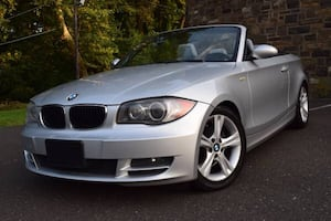 2008 BMW 128i Convertible 99,000 Miles Clean Title