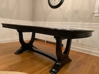 rectangular brown wooden coffee table Fort Lee, 07024