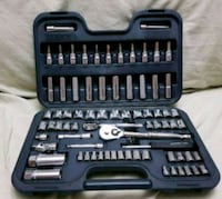 black and gray socket wrench set London
