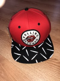 Rolling Stones snap back hats