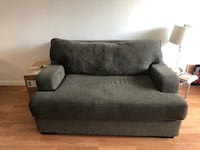 Gray couch. Fits 2 people Los Angeles, 90017