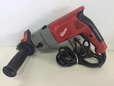 Milwaukee corded power drill