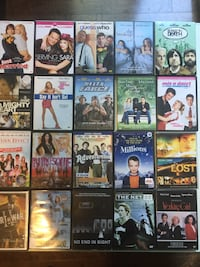 20 movies for $25 Mississauga, L4W 2X2