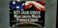 Lawn mowing Knoxville, 37914
