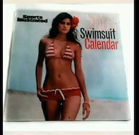 2003 Sports Illustrated Wall Calendar 16 pages