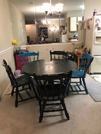 Dining Table with 5 Chairs Leesburg, 20176