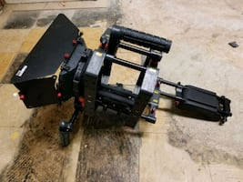 Filmcity shoulder rig with matte box