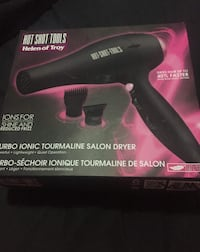 HST Ionic Blow Dryer Mississauga, L5W