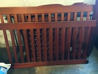 Crib/toddler bed  Inverness, 34450