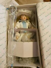 For sale 10pc doll collection