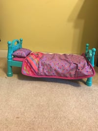 American Girl Doll bed Silver Spring, 20901