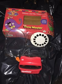 MICKEY MOUSE VIEW MASTER ORIGINAL New York, 11204