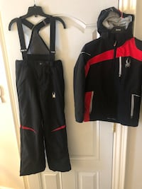 SKI AND Snow suit kids size 14 SPIDER YOUTH.  Vaughan, L3L 8L2