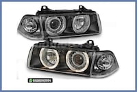 FAROS SERIE 3 E36 91-99 COUPE ANGEL EYES MADRID