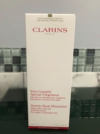Bran new Clarins stretch mark minimizer Laval, H7X 2N8