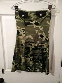 Dreamgirl military camouflage costume Wichita, 67208