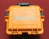 Invicta Large 3 Watch Carrying Case Norfolk