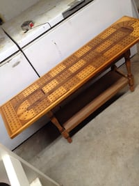 Cribbage table Trent Hills