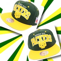 Green Bay Packers M&N snap backs available  Winnipeg, R2M 2T7