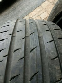 245/50zr18 summer tires. 100 for 2 Newmarket, L3Y 7T6