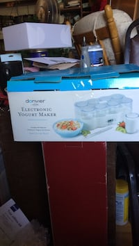 BN Donvier Electronic Yogurt Maker