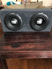 Alpine Bass Line Subwoofers (2 12in) Long Beach, 90808