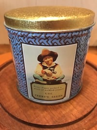 Cute Adorable Collectible Seeds Tin Gainesville, 20155
