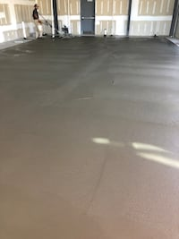 Concrete installation Stallings