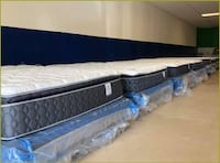 Liquidating Brand New Pillowtop Mattresses for a LIMITED TIME!