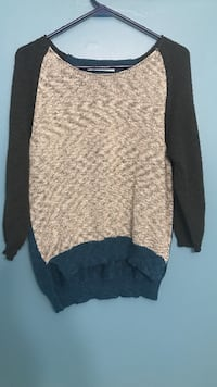 Maurice's knit sweater