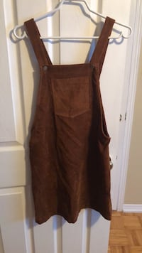women's brown spaghetti strap dress Guelph, N1L 1T4