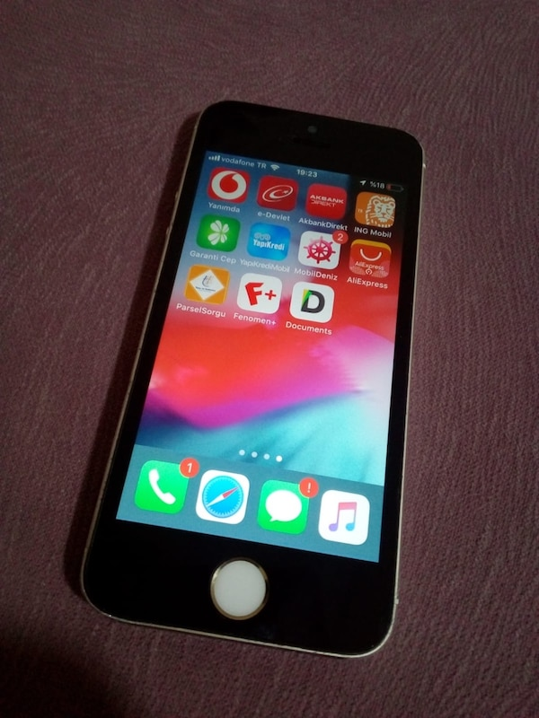 İPhone 5s 16 GB gold