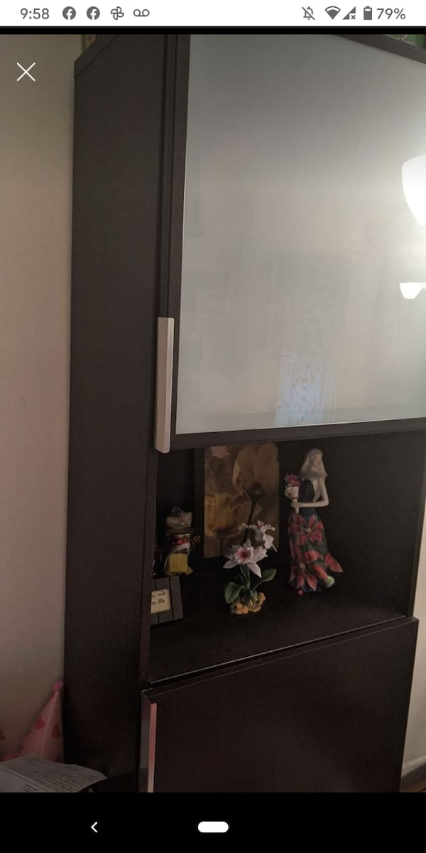 TV Stand and Ikea BESTA Storage Towers 67d2832f-d4fd-457c-a587-c1c46ab8ab0f