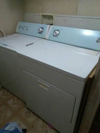 white front-load clothes dryer Abilene, 79605