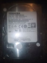 500gb internal hard drive Victoria, V8W 2B4