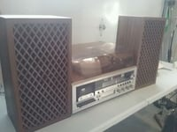 Vintage Sears Stereo & speakers re1300 Maple Ridge, V2W 2G1