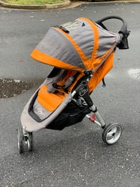 GT City Select Jogging Stroller 35 km