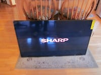 "50"" Sharp 4K Ultra HD (2160p) HDR Smart TV (New In Box) Catharpin"