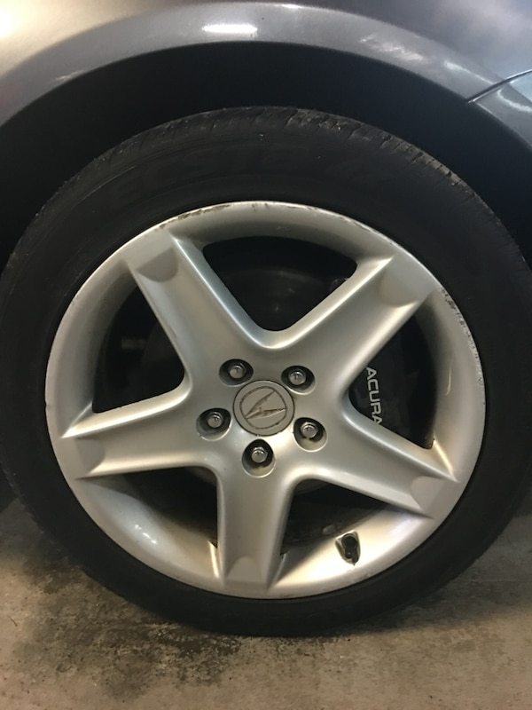 Acura Tl Wheels >> Used 2005 Acura Tl Wheels For Sale In Putnam Valley Letgo