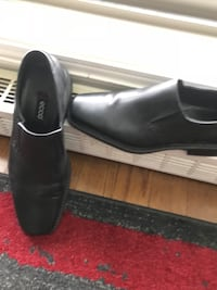 Brand new leather Ecco size 10 Montréal, H4M