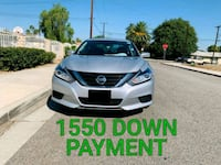 2016 Nissan Altima 1,550 of down payment Riverside