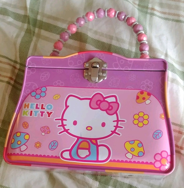 8c6e6a339169 Used Hello Kitty lunchbox for sale in Anaheim - letgo
