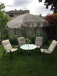 Patio set Burlington, L7M 1W6