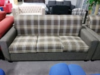 NEW BURBERRY SOFA SET: FREE DELIVERY & PILLOWS*** Vaughan, L4H 2H9